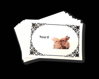 Animal Gestation Memory Game, Original baby shower game, Nostalgic memory game, Printable baby shower game, Fun baby shower game
