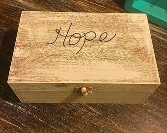 Graduate Custom Memory Box
