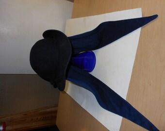 Hat, Vintage, Blue