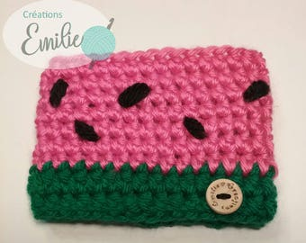 covers Cup watermelon, watermelon mug cozy, sleeve