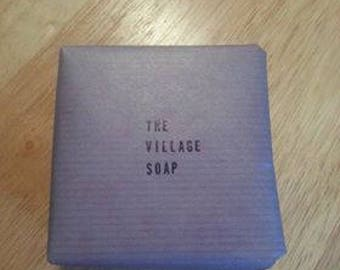 Grapefruit Solid Shampoo Bar
