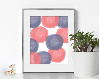 Happy Poster Happy Print Digital Download Modern Kitchen Art Nice Poster Cute Poster Cute Print Master Bedroom Art Master Bedroom Printable