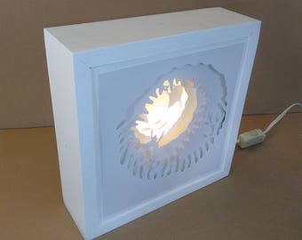 LIGHT BOX lightbox - sea