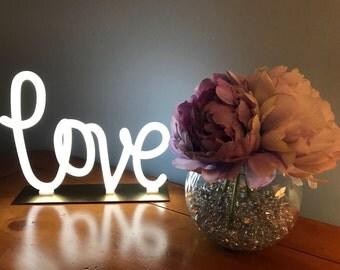 Beautiul Purple Faux Peony Floral Arrangement