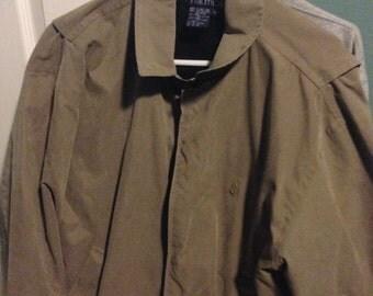 Vintage Nautica Tan Jacket