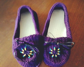 flip flop Moccasin slippers