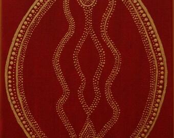 Golden vulva