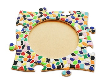 Mosaic DIY kit photolist Vario Circle for children