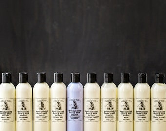 Mother Earth Goat Milk Lotion 8oz.
