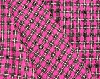 Punky Pink Tartan