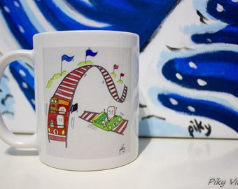 Cup coaster Panxito