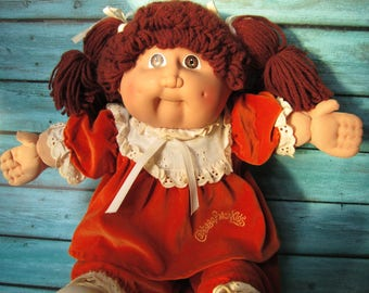 1985 Cabbage Patch Kids Baby Girl