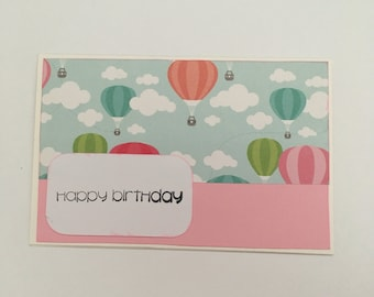 Handmade Card - Happy Birthday (HB19)