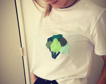 T-shirt broccoli