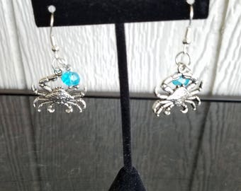 Crabby Earrings