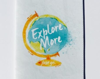 Explore More Passport Holder
