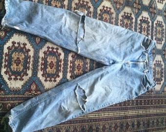 Gap vintage high waist jeans
