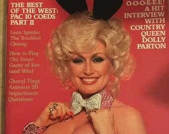 Playboy october 1978