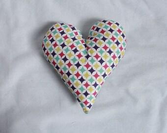 Cushion shape heart