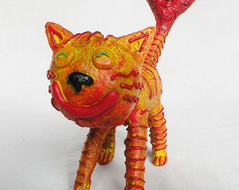 Funky Love Cat a Purrfect Gift for the Cat lover in your life