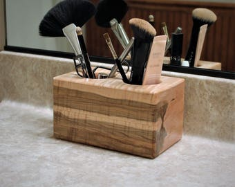 Brush Holder, Desk Organizer