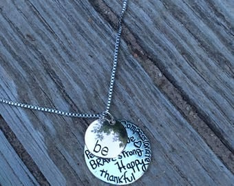 Be Inspirational Necklace