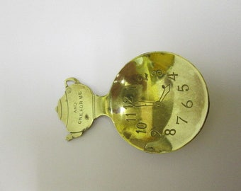 Vintage 1930's Tea Caddy Spoon