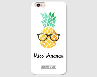 IPhone case 6 / 6s Miss pineapple Citizen Kase