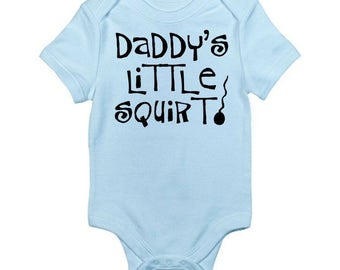 Daddy's Litlle Squirt