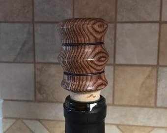 Hand-made Wine Stopper