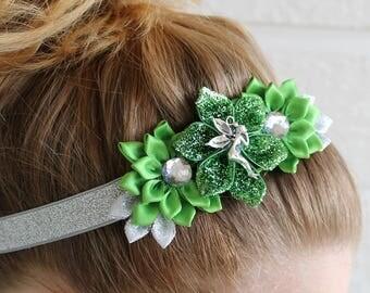 Tinkerbell Inspired Headband