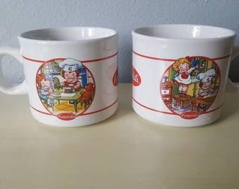 Houston Harvest Campbells mugs