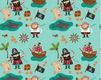 Pirates fabric