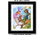 Faerie Stories 8 X 10 Art...