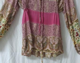 Stylish ethnic  boho  Tunic shirt / top