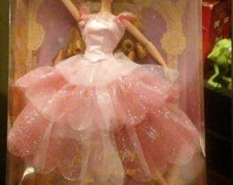 Flower Ballerina barbie