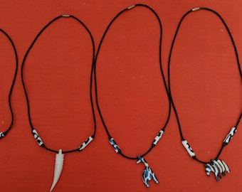 Small Tribal African Necklace