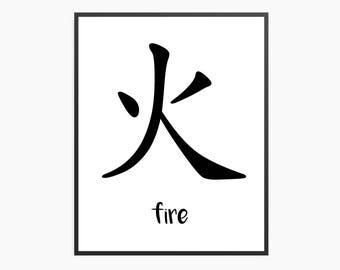 four elements japanese symbols wwwpixsharkcom images