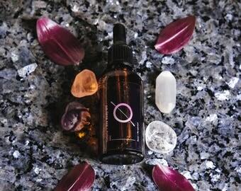EVE Body + Massage Oil - Rose + Bergamot
