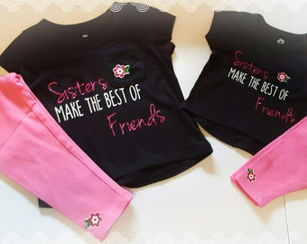 Sisters make the best of friends Shirt