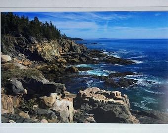 Otter Cliffs (print only)