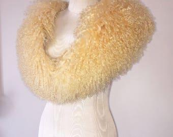Wear - 3 - Ways Shawl - Golden