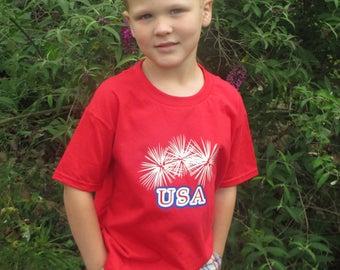 4th of July Shirt, USA shirt, America shirt
