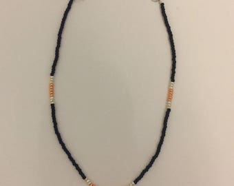 Adventure Seed bead necklace
