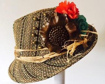Unique Trilby Hat