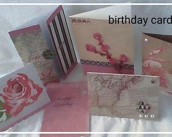 Greeting card kits