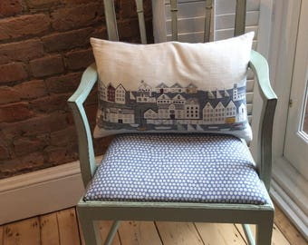 Upcycled 1900's Dining Chair