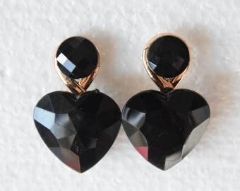 Vintage Earrings Gemstone Earrings