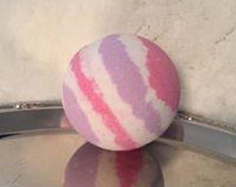 Bombs Away Jumbo Bubble Gum Bath Bomb, Shea Butter, Avocado Oil, Birthday Gift, Wedding Gift, Party Favor