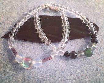 Toddler healing crystal bracelets